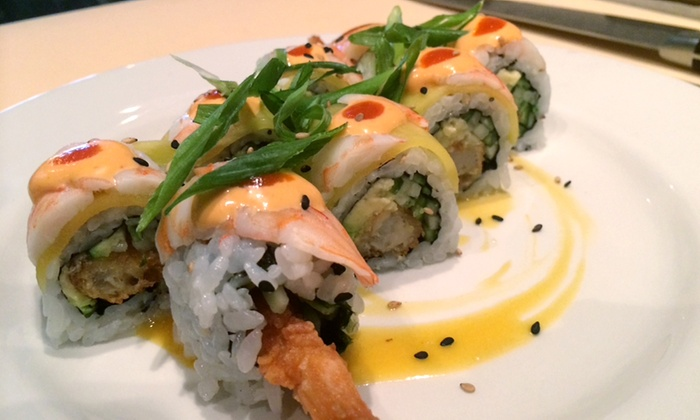 Periwinkles of Essex - West Gloucester: $40 or $80 Worth of Sushi or Seafood for Two at Periwinkles of Essex (50% Off)