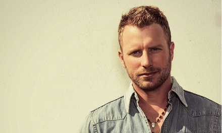 Dierks Bentley at Fiddler's Green Amphitheatre on Thursday, August 13, at 7 p.m. (Up to 52% Off)