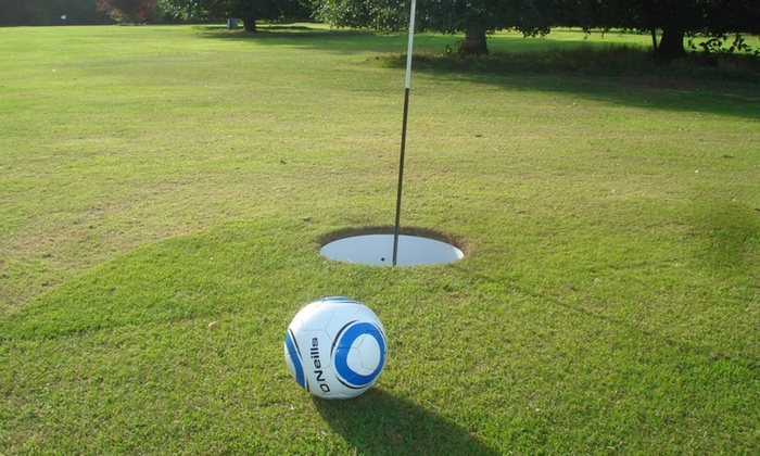 Oak Glen Golf Course - Stillwater: Up to 47% Off 18-Hole Round of FootGolf at Oak Glen Golf Course