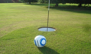 Oak Glen Golf Course: Up to 47% Off 18-Hole Round of FootGolf at Oak Glen Golf Course