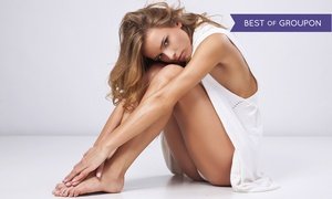 Prime Aesthetica Center: Six Laser Hair-Removal Treatments for a Small, Medium, or Large Area at Prime Aesthetica Center (55% Off)