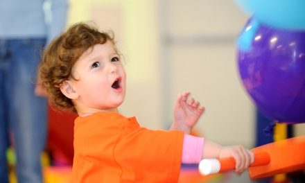Kids' Fitness Membership for One or Two at Great Play (Up to 56% Off)