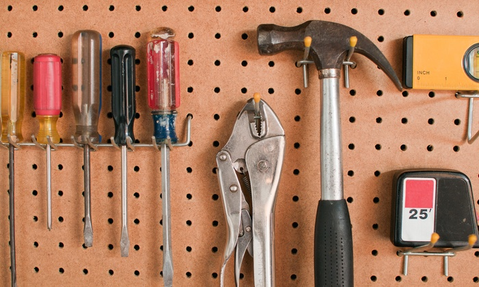 My Super Handyman - Chicago: Two or Four Hours of Home-Maintenance Services from My Super Handyman (Up to 62% Off)