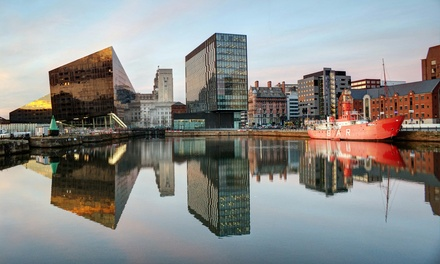 Liverpool: Up to 2-Night 4* Stay with Breakfast