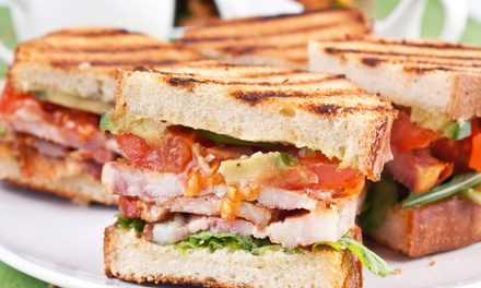 $11 for $20 Worth of Sandwiches, Burgers, and Salads at The Corner Cafe