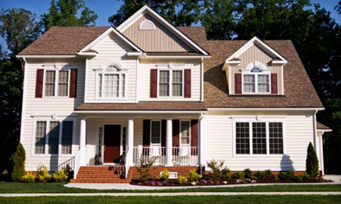 Paint it Wright - Oshkosh: Complete Exterior Painting for a One, Two, Or Three-Story House with Paint Included from Paint it Wright (Half Off)