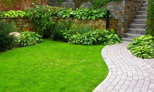 Weed Man - Annapolis, MD: Weed Control with Crabgrass Treatment or Slow-Release Fertilizer from Weed Man (Up to 82% Off)