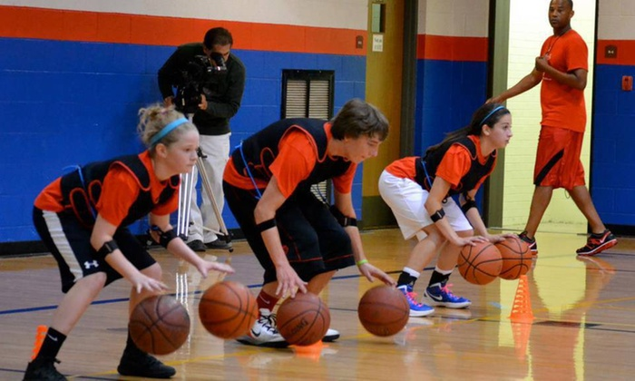 XrossOver Sports - Atlanta - Multiple Locations: 60-Minute Basketball-Skills Session from Live Tech Sports Nation powered by XrossOver Sports (47% Off)