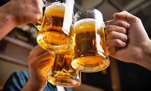Venue 219: Bierproeverij met hapjes assortiment voor 2 of 4 personen vanaf €19,99 bij Venue 219