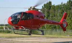 HELI HORIZON: Baptême de l'air en hélicoptère de 30 min pour 1 ou 2 personnes à partir de 179 € chez Héli Horizon