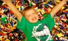 Techno Chaos - Sugar Land: Four or Eight Open-Play Sessions with Legos or Two Parents' Night Out Admissions at Techno Chaos (Up to 55% Off)