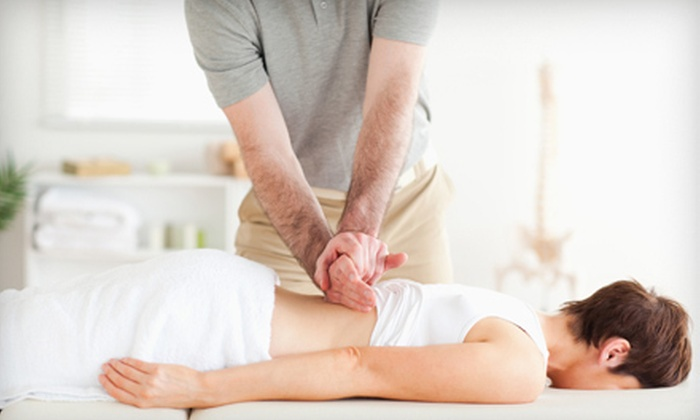 Living Well Family Chiropractic - Downtown Thousand Oaks: Massage and Chiropractic Packages at Living Well Family Chiropractic (Up to 91% Off). Two Options Available.