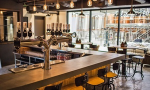 Big Rock Brewery: CC$17 for a Brewery Tour and C$15 Toward Food and Drink at Big Rock Urban Brewery and Eatery (CC$30 Value)