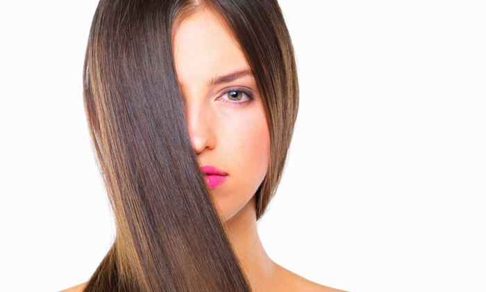 Jessica Bean at Shear Radiance Hair & Nail Studio - Detroit: 12-Week or 5-Month Keratin Blowout from Jessica Bean at Shear Radiance Hair & Nail Studio (Up to 60% Off)