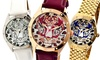 Bertha Alexandra Women's Watches with Mother of Pearl Dial