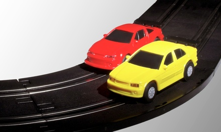 One Hour of RC-Car Racing for 2, Grand Prix for 5, or Birthday Party for 10 at Ho-b RC Park (Up to 60% Off)