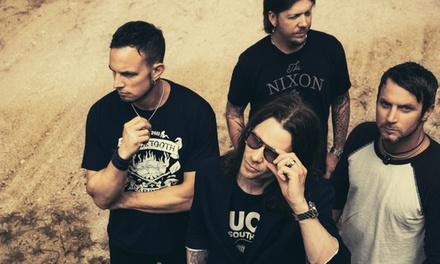Alter Bridge with The Cringe & California Breed at Sands Bethlehem Event Center on October 7 at 8 p.m. (Up to 49% Off)