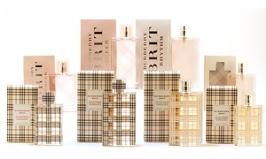Burberry Brit Fragrance For Ladies, Rhythm, or Sheer
