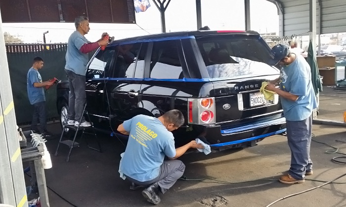 Prolago Hand Car Wash Up To 40 Off San Jose Ca Groupon