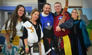 Utah Winter Faire: $20 for Group Admission for Up to Six to the Utah Winter Faire on December 4-6 ($35 Value)