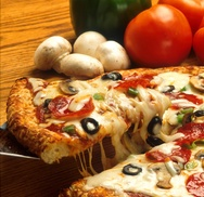 Justino's Pizza: $1 Buys You a Coupon for A Free 20oz Soda With Purchase Of Any 2 Speciality Slices at Justino's Pizza