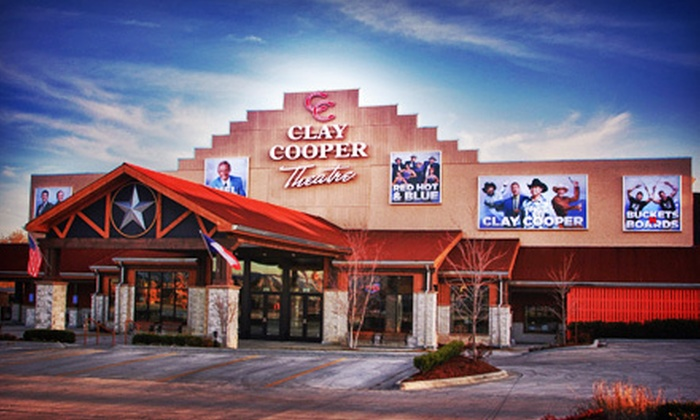 The New Clay Cooper Theatre - Scott: Variety Show for Two or Four at The New Clay Cooper Theatre in Branson (Up to 52% Off). Four Options Available.