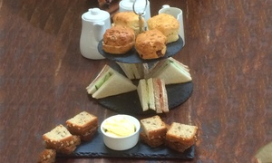 Arnos Manor - Non Accommodation: Afternoon Tea for Two or Four with an Optional Bottle of Prosecco at Arnos Manor (Up to 49% Off)