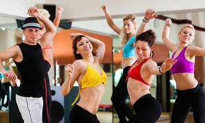 Fahrenheit Fitness: 10 Fitness Classes or One Month of Unlimited Fitness Classes at Fahrenheit Fitness (56% Off)