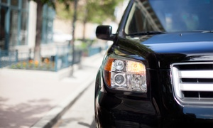 Oasis Trade Window Tinting: Window Tinting at Oasis Trade Window Tinting (Up to 67% Off). Two Options Available.