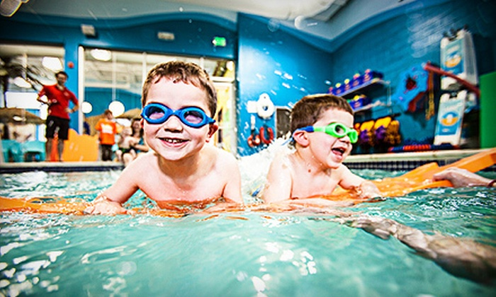 Goldfish Swim School - Rochester: $199 for a Two-Hour Kids' Pool Party for Up to 24 at Goldfish Swim School ($450 Value)