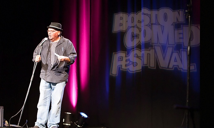 The Boston Comedy Festival - Davis Square Theater: Boston Comedy Festival at Davis Square Theater, November 7–14 (Up to 46% Off). 15 Shows Available.