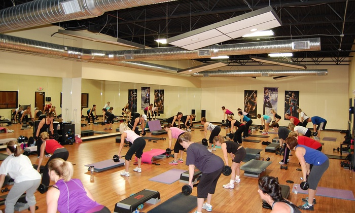 Club 7 Fitness - North Ridge: 10 or 15 Group Exercise Classes at Club 7 Fitness (Up to 78% Off)