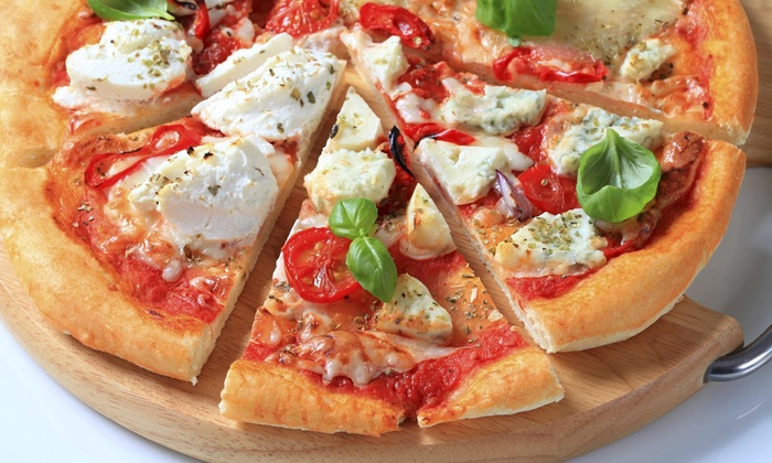 New Napoli Pizzeria - Huntingdon Valley: $20 for $35 Worth of Pizza — New Napoli Pizzeria