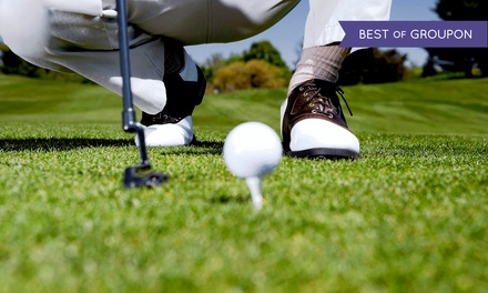 Unlimited Golf for One Day Including Cart Rental for One, Two, or Four at Blue Ridge Shadows Golf Club (Up to 59% Off)