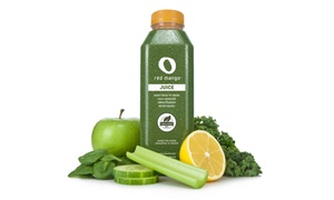 Red Mango - La Grange: $12 for Three Groupons, Each Good for One Fresh Juice or Smoothie at Red Mango - La Grange ($20.85Value)