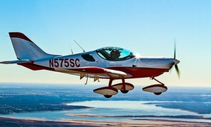 US Sport Aircraft: One, Two, or Four 90-Minute Introductory Flight Lessons from US Sport Aircraft (Up to 61% Off)