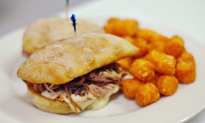 50th Street Cafe - 50th Street Cafe: $8 for $16 Worth of Diner Food for Breakfast and Lunch at 50th Street Cafe