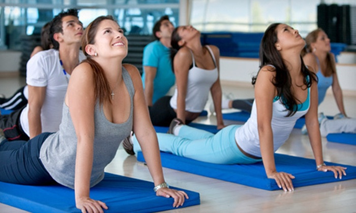 MetaBody Yoga & Fitness Pass - Multiple Locations: $20 for a 20-Class Yoga and Fitness Pass from MetaBody ($350 Value)