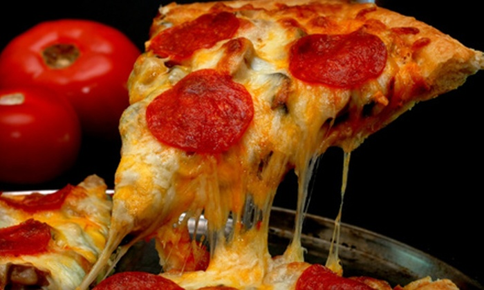 Danny's Pizza - West Arlington: $15 for Two Groupons, Each Good for $15 Worth of Pizza, Pasta, and Sandwiches at Danny's Pizza ($30 Total Value)