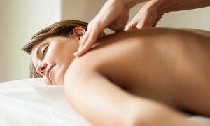 The Alaska Club: Spa Membership with Massage and Tanning for Fitness Members or Non-Members at The Alaska Club (Up to 57% Off)