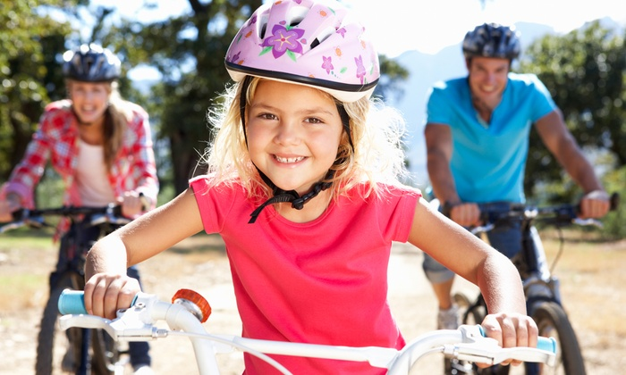 Central Park Bicycle Shop - Clinton: All-Day Bicycle Rental for One or Two from Central Park Bicycle Shop (Up to 54% Off)