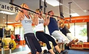 $59 For A 30-day Weight-loss Challenge At Dirt Fitness ($169 Value)