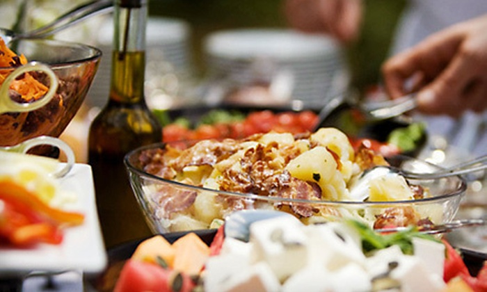 Healthy Chef Express - Denver: $45 for Five Consecutive Days of Healthy Prepared Dinners for One with Delivery from Healthy Chef Express ($89.95 Value)
