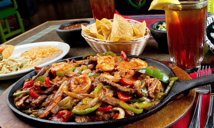 Up To 38 Off At Las Palmas Mexican Restaurant