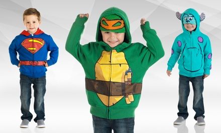 Kids' Character Hoodie. Multiple Styles Available. Free Returns.