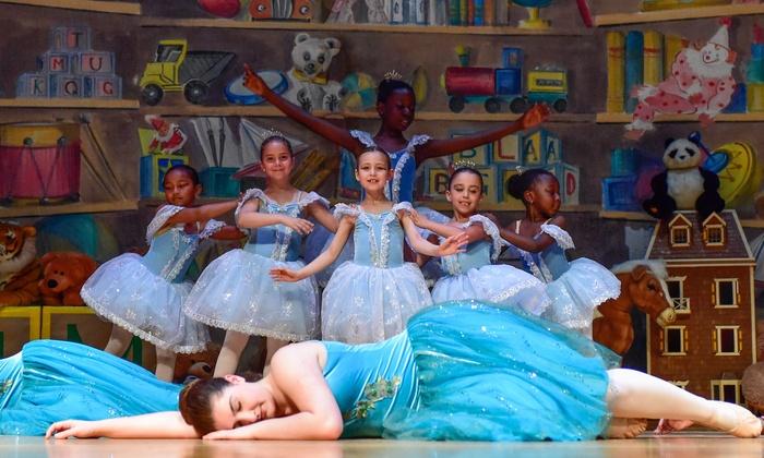Norwalk Metropolitan Ballet - Norwalk: Up to 76% Off Five or Ten Ballet Classes at Norwalk Metropolitan Ballet