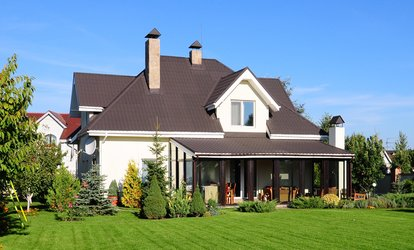 image for $129 for Up to 1,800 Square Feet of Exterior Home Power Washing from Jeff's Power Washing ($350 Value)
