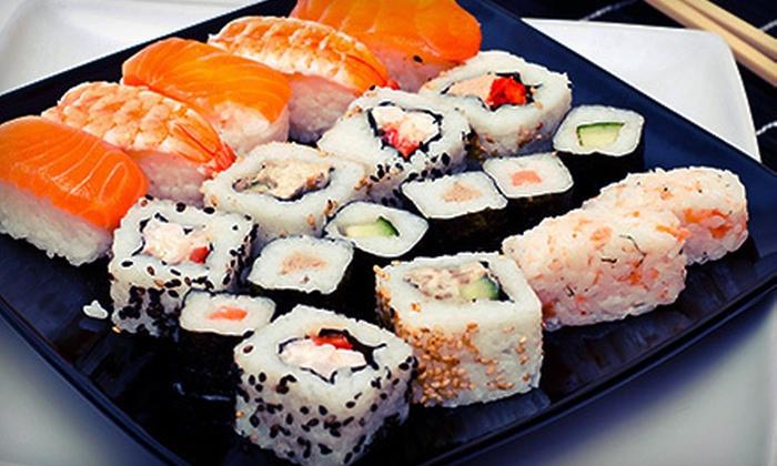 Sado Sushi - Lytton Park: $15 for $30 Worth of Japanese Fare at Sado Sushi