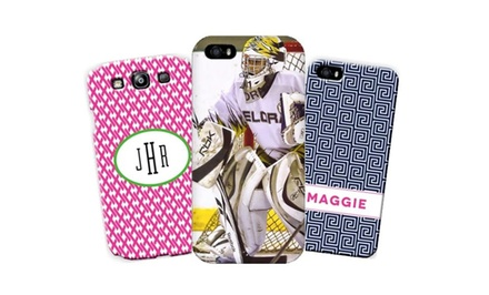 Customizable iPhone and Samsung Galaxy Cases from Mason Row Canada