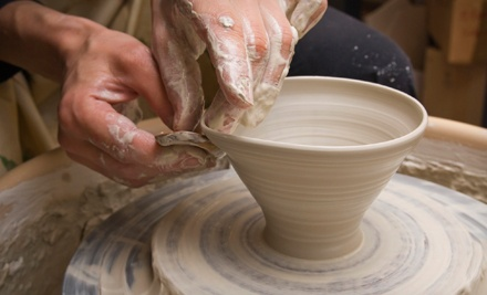 $55 for a Two-Month Pottery-Studio Membership at The Clay Center of St. Petersburg ($110 Value)